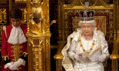 Will the Queen 'take control' if election creates a stalemate?