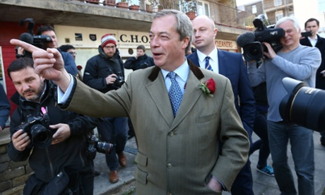 Ukip supporters accused of intimidating South Thanet voters