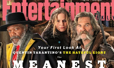 First image from Quentin Tarantino's The Hateful Eight revealed