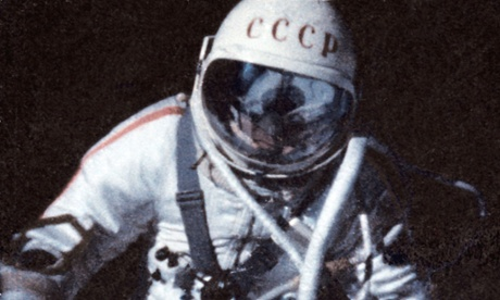 The first space walk – in pictures