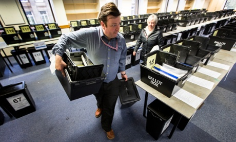 The marginal seats that swung the wrong way for Labour