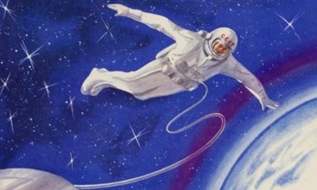 Alexei Leonov, the first man to walk in space