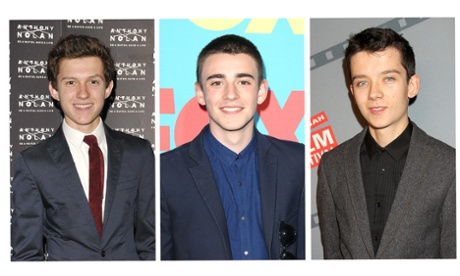 New Spider-Man: three Brit teens among hopefuls for Peter Parker role