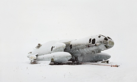 Wreckage in the snow: Russia's forgotten future – in pictures
