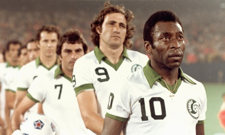40 years on: how New York Cosmos lured Pelé to a football wasteland