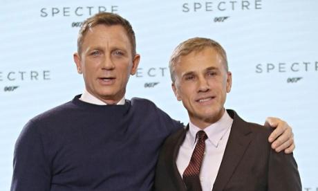 Daniel Craig, Christoph Waltz