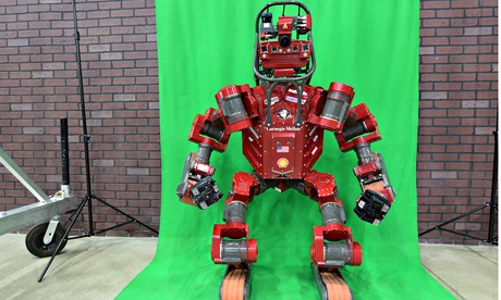 """""""How not to build the Terminator"""" - two disturbing days at the 'world cup' for robots"""