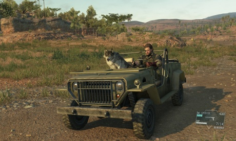 Metal Gear Solid V – how Kojima Productions is blowing apart the open-world video game