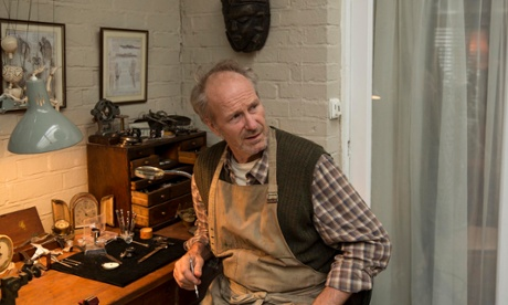 William Hurt as George Millican in Humans