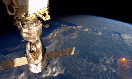 ISS astronaut shares space snaps before voyage to Earth – in pictures