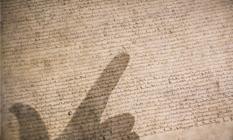 The Magna Carta enshrined our liberties - now we must fight for them again