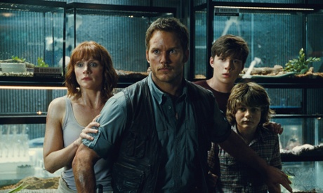 Jurassic World record: dinosaur reboot scores monstrous $511.8m on debut