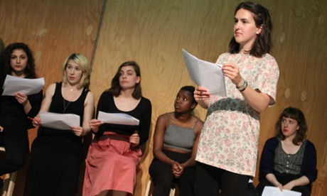 Young women play leading roles in life – so why not on stage?