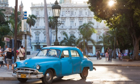 Havana: one of the world's great cities on the brink of a fraught transition