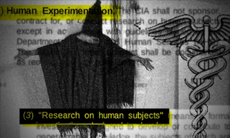 CIA torture appears to have broken spy agency rule on human experimentation