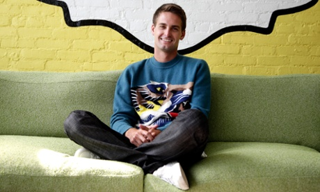 What is Snapchat? CEO Evan Spiegel explains it all for parents