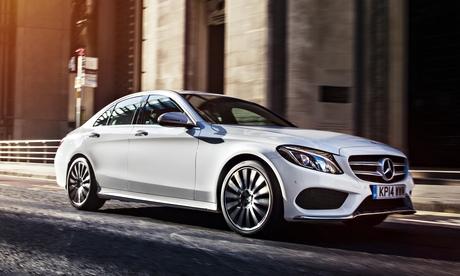 Mercedes-Benz C300 BlueTEC Hybrid AMG: car review