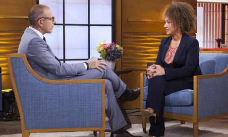 Empathy is healthy but Rachel Dolezal claimed someone else's pain for herself