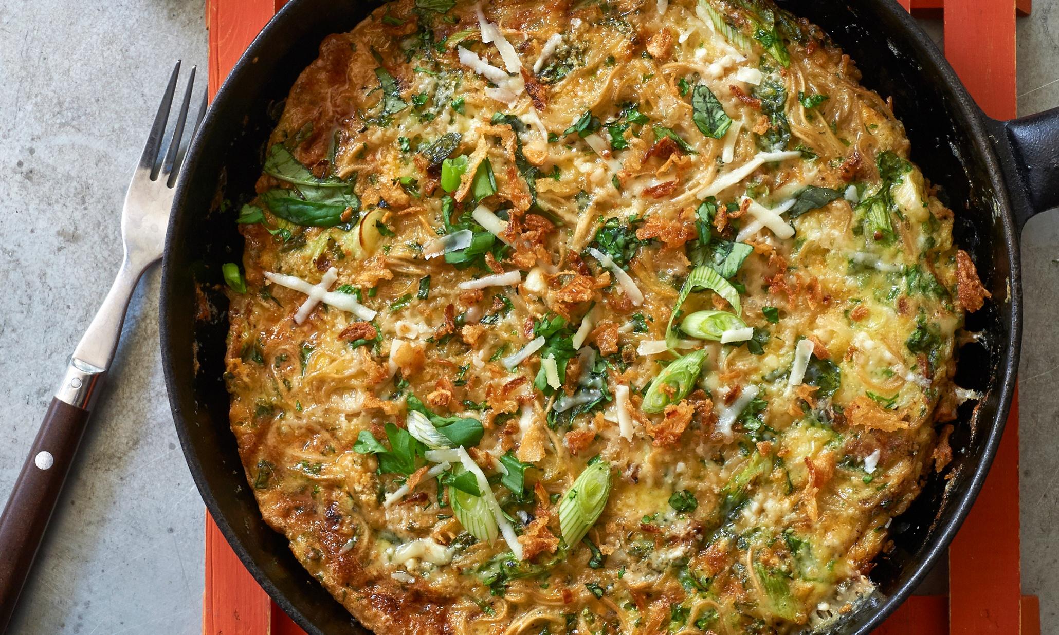Readers' recipe swap: midnight feasts