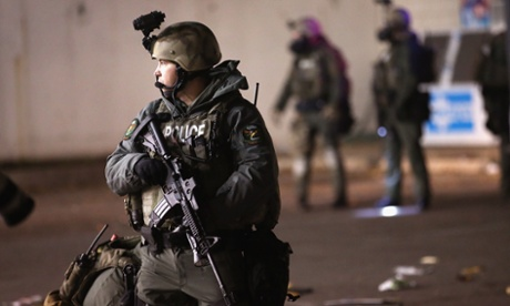 All 50 US states fail to meet global police use of force standards, report finds