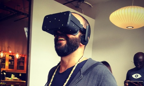 Virtual reality can bring a new dimension to business