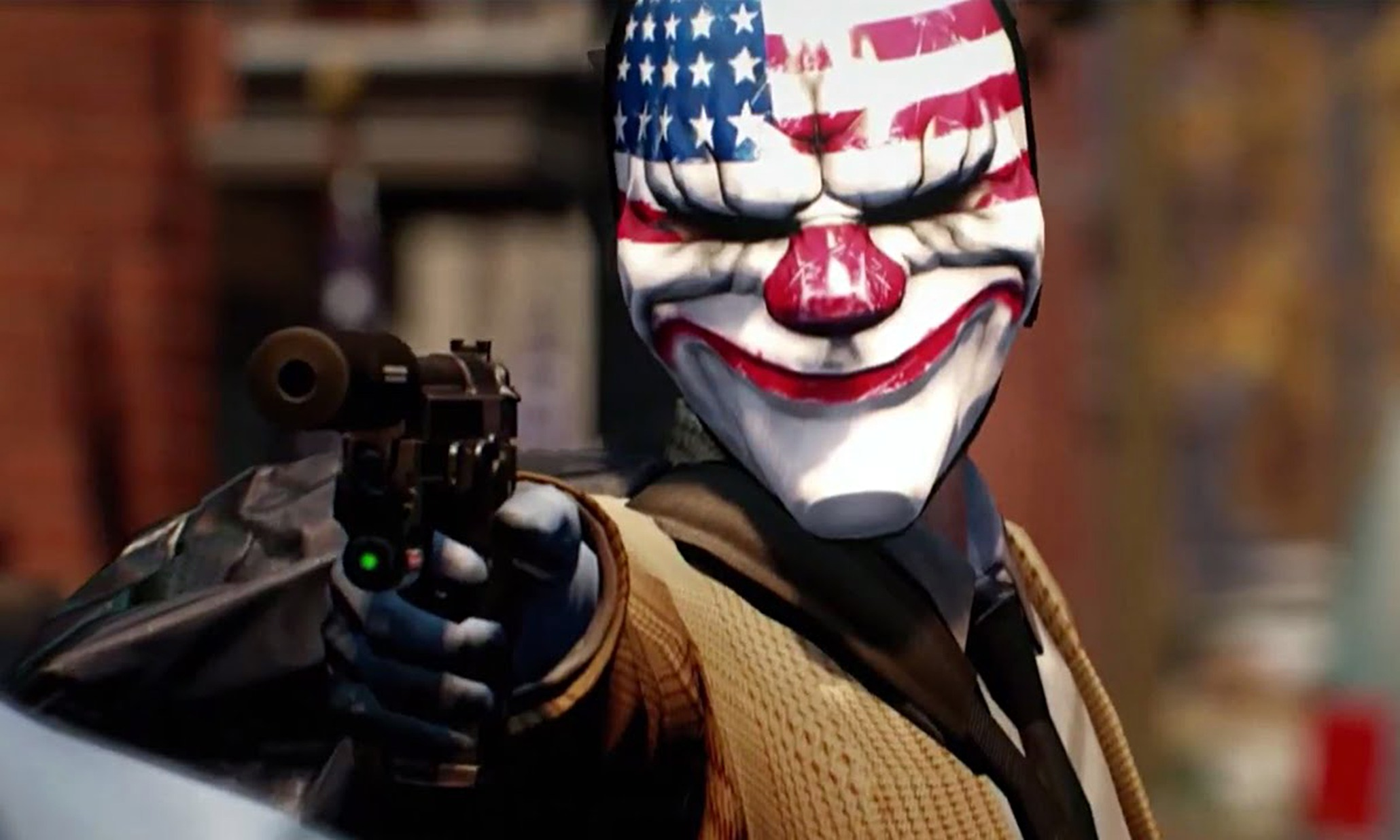 Payday 2: Crimewave Edition Review - GameHaunt