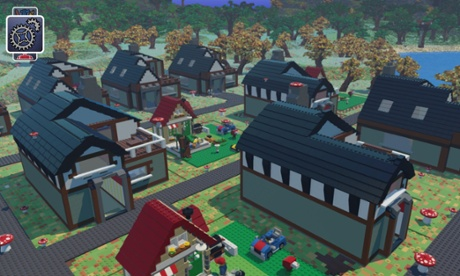 Lego Worlds game to challenge the might of Minecraft