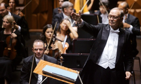 Ennio Morricone: good film scores have been replaced by the bad and the ugly