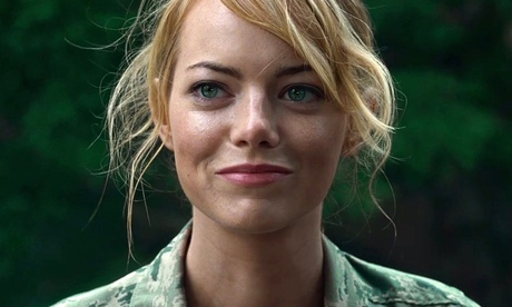 Emma Stone: the whitest Asian person Hollywood could find