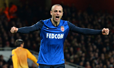 Dimitar Berbatov released by Monaco after 18 months in Ligue 1