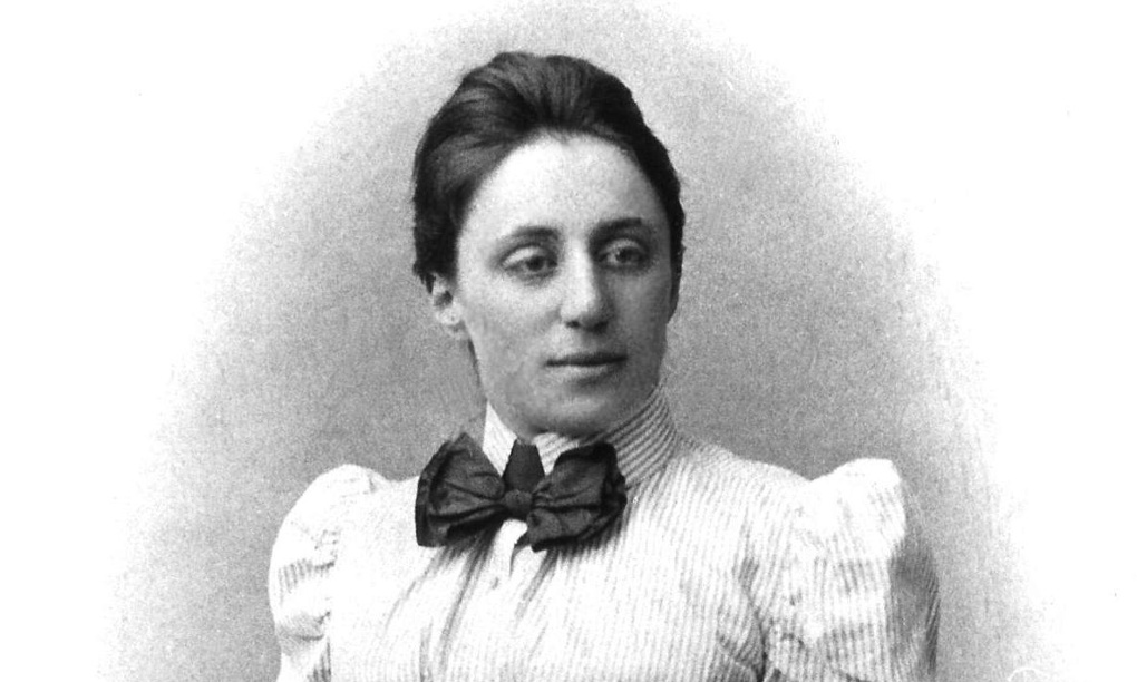 Emmy Noether, hero of symmetry and conservation | Science ... Emmy Noether