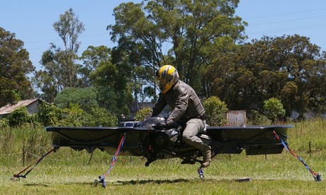 US military to develop Star Wars-style hoverbikes with British company