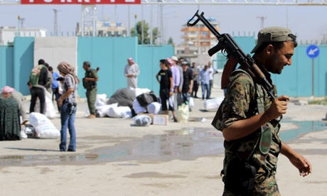 Syrian Kurdish fighters take control of key Islamic State base north of Raqqa