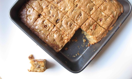 How to make the perfect blondies
