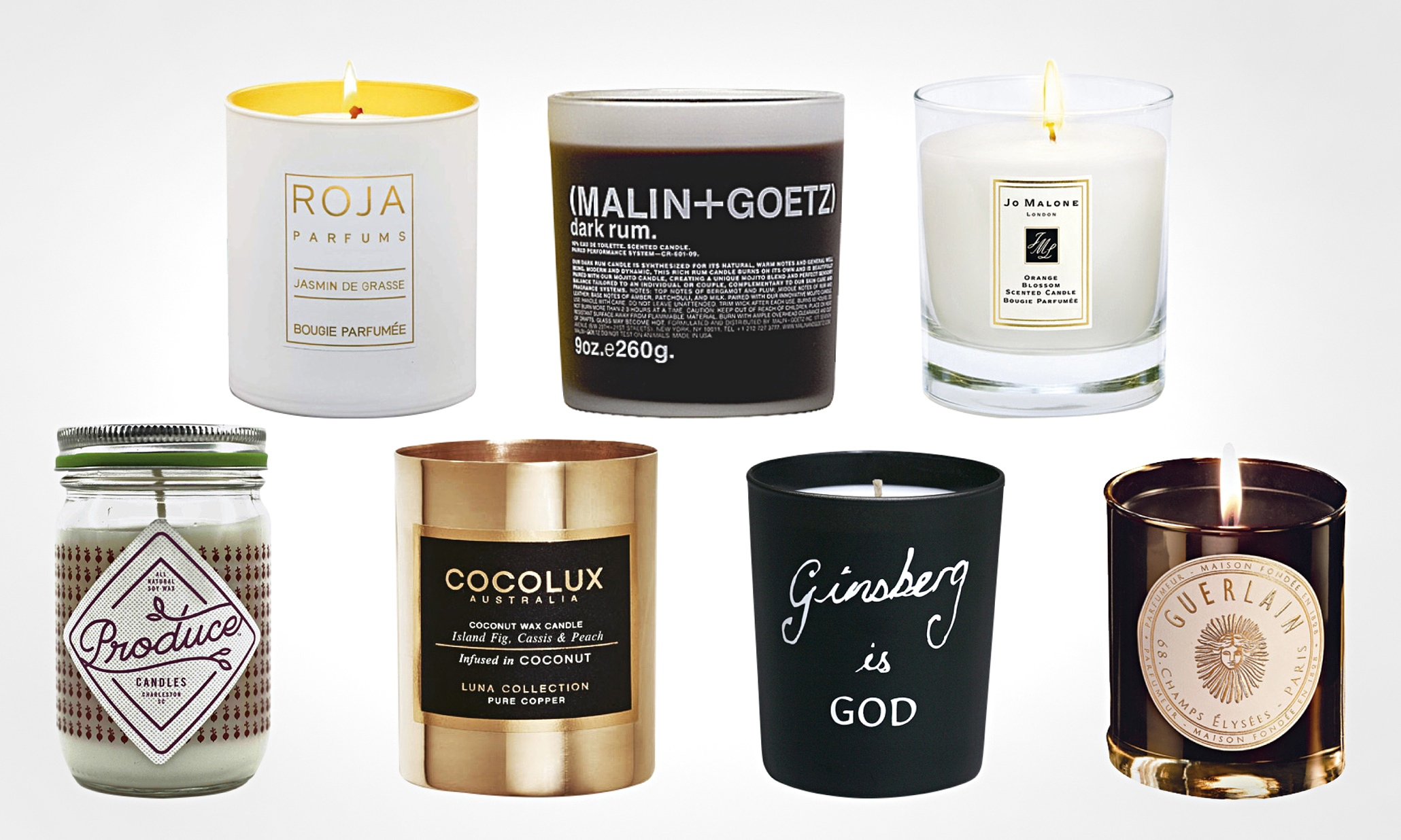 The Best New Summer Scented Candles Eva Wiseman Life