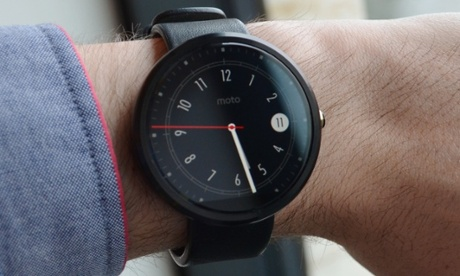 Five of the best smartwatches for 2015