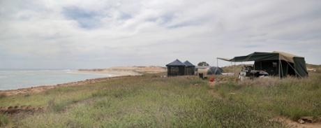3 Mile Camp, Gnaraloo, Western Australia.