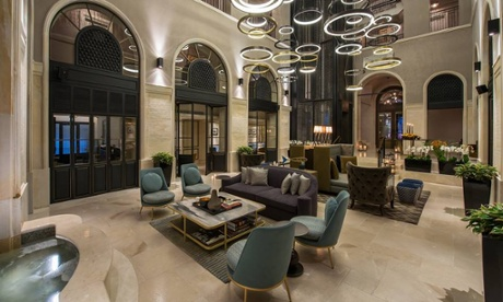Top 10 hotels in Istanbul