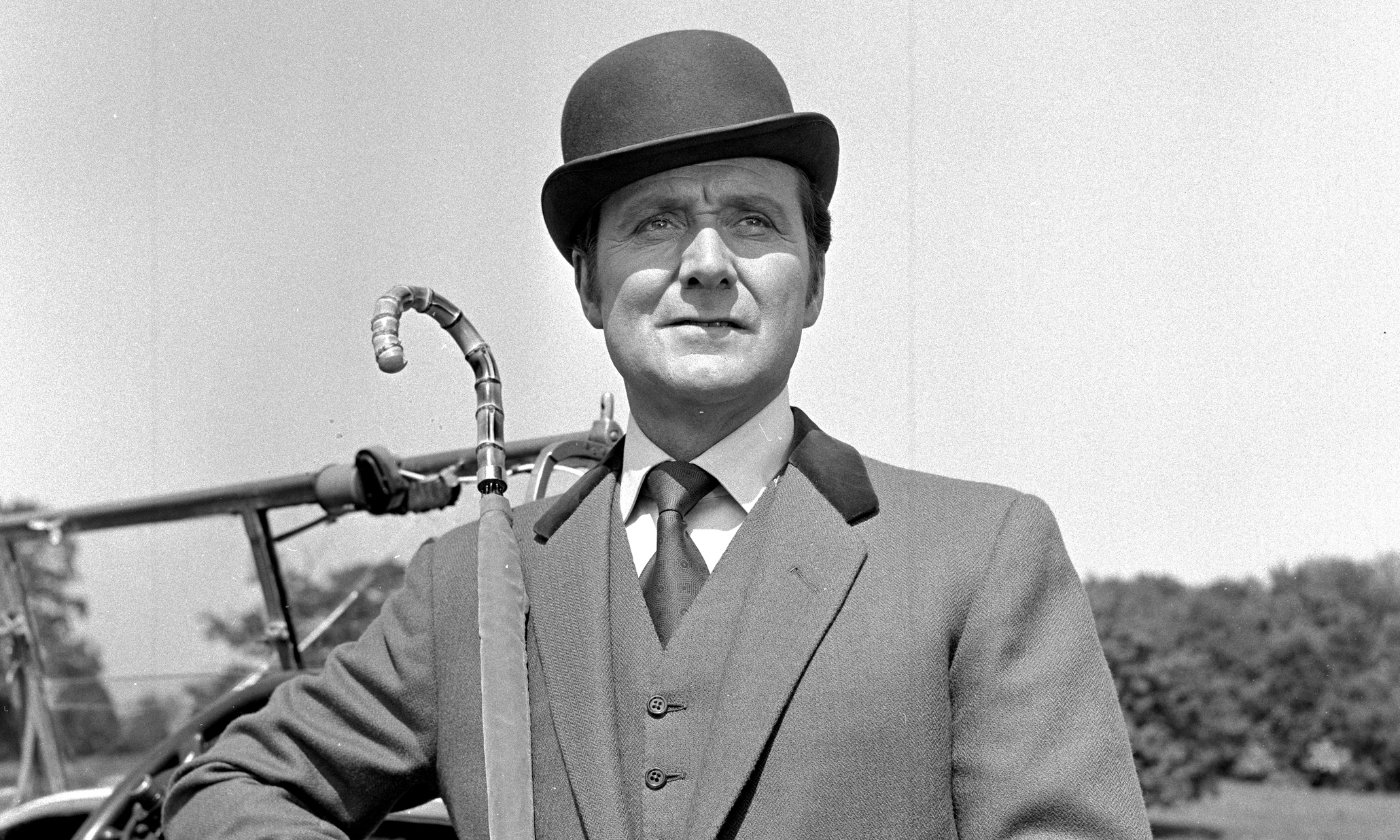 patrick macnee ghost stories