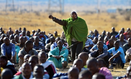 'The Marikana massacre is a tale of utter shame for South Africa'