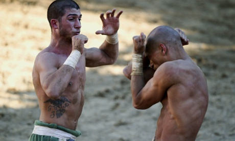 The Calcio Storico, the most brutal sport on earth – in pictures