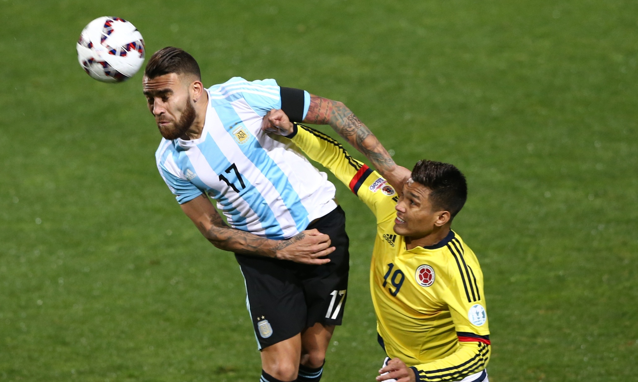 Image result for otamendi argentina celebration