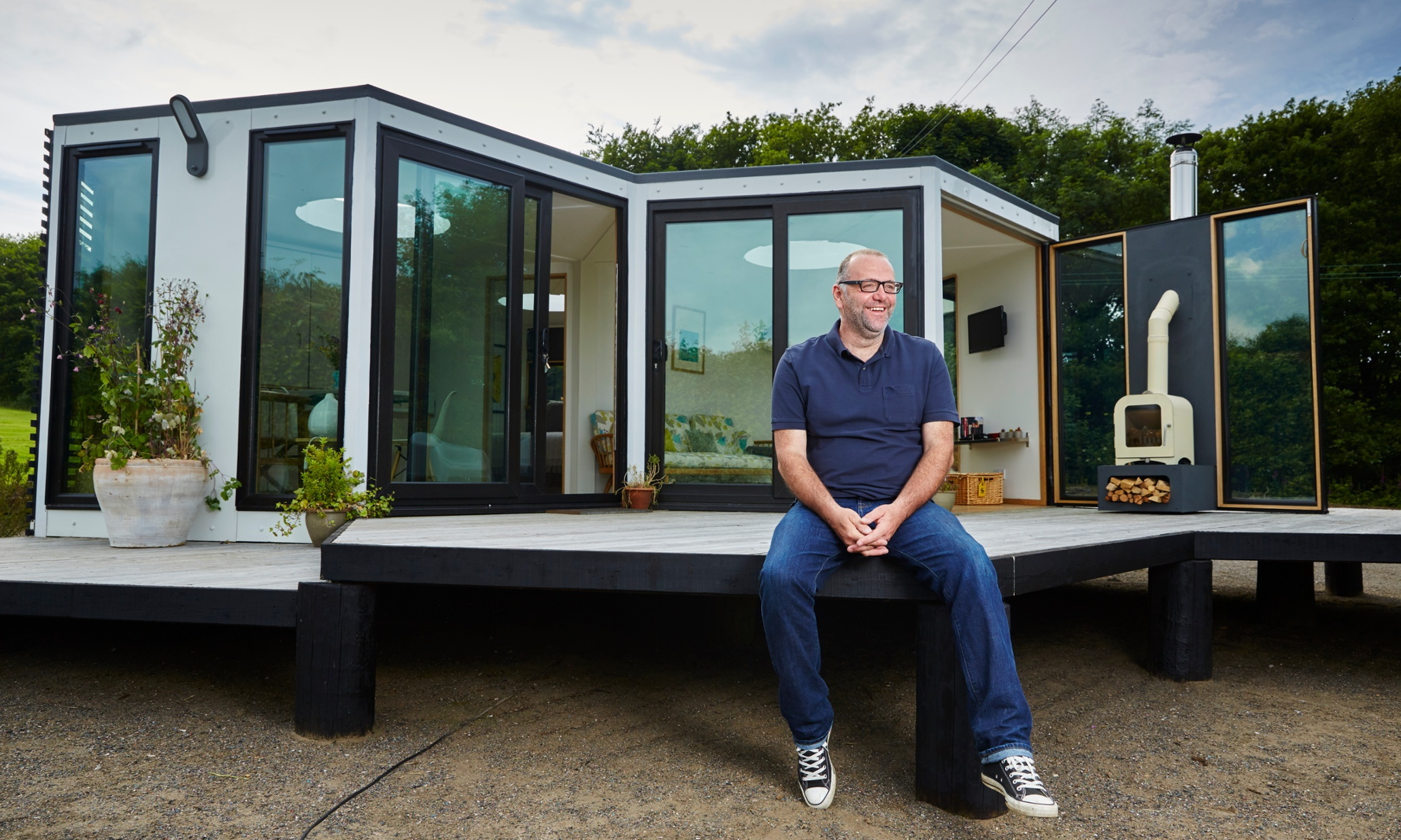 The Innovators Hexagonal Homes Could Give First Time