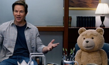Ted 2 struggles at US box office as Jurassic World and Inside Out beat $50m