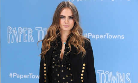 Cara Delevingne: superhero movies are 'totally sexist'