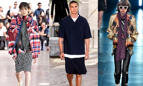 10 key collections from Paris menswear fashion week - in pictures