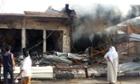 Fallujah air strike