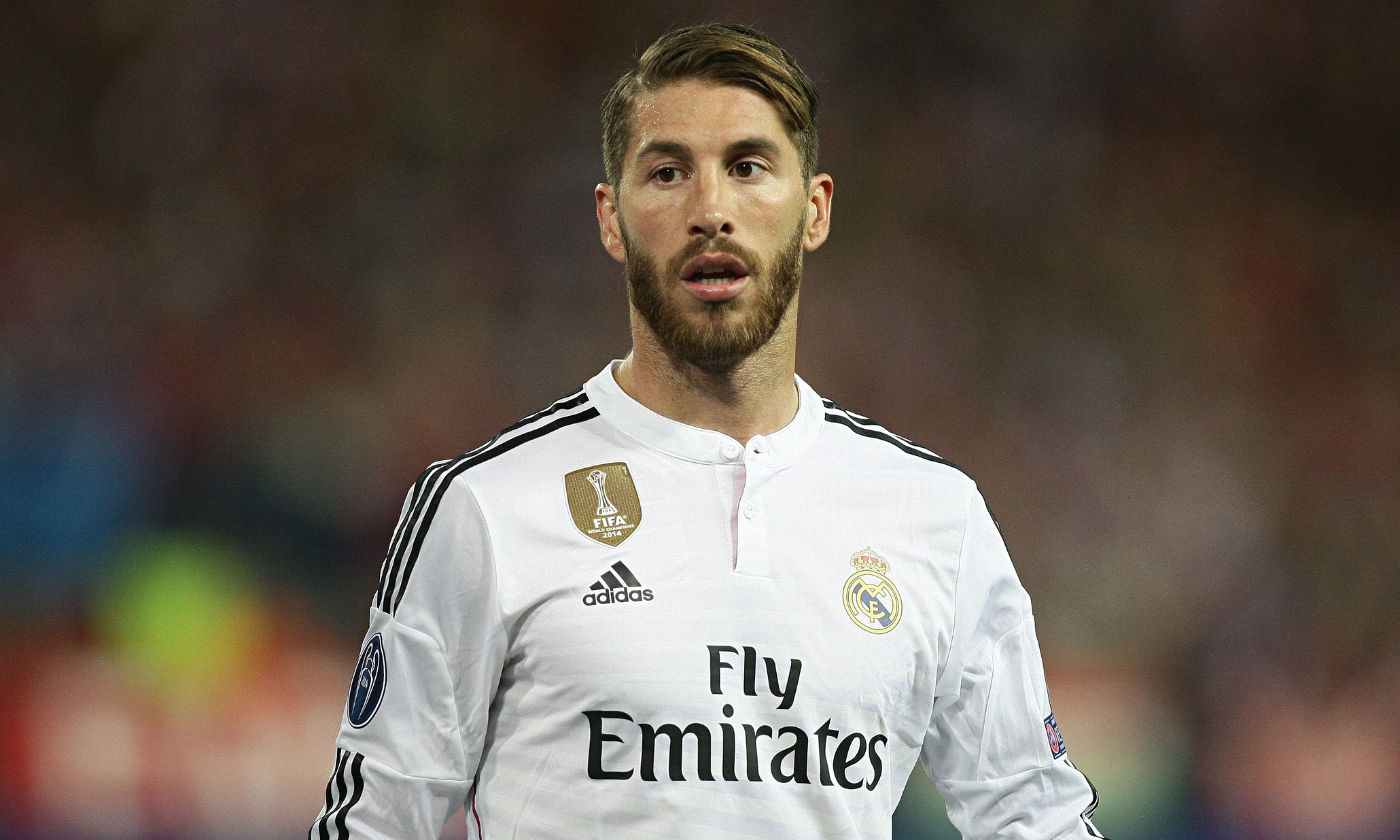 Sergio ramos tells real madrid he wants to leave for - Sergio madrid ...