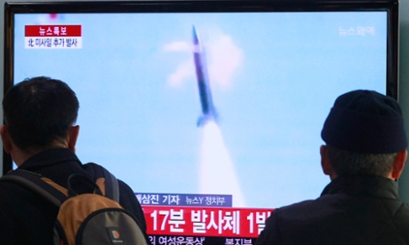 South Korea test-fires missiles capable of striking all of North Korea