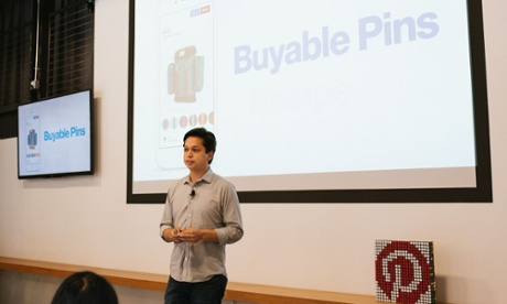 Pinterest introduces 'buyable pins' allowing direct product purchase